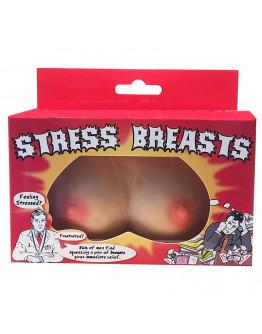 Antistresa bumbiņa, krūts formā