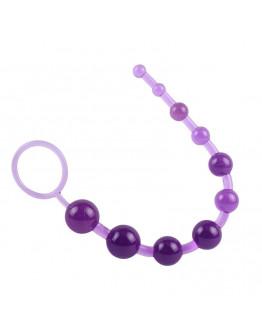 Sassy, anālās bumbiņas, violetas