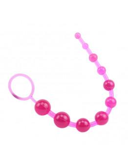 Sassy, anālās bumbiņas, rozā