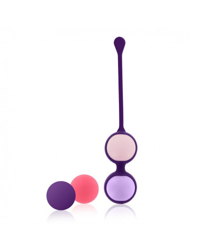 Pussy Playballs, vaginālās bumbiņas