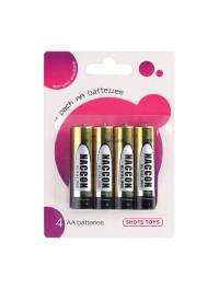 Baterijas (2)