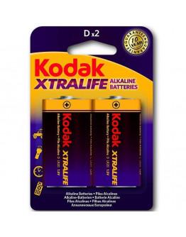 KODAK Xtralife Alkaline Batterijas