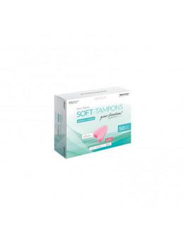 Soft-Tampons Mini, iepakojumā 50 gb
