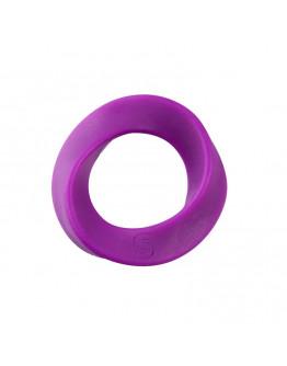 Endless Cockring, vidēja izmēra erekcijas gredzens, violets