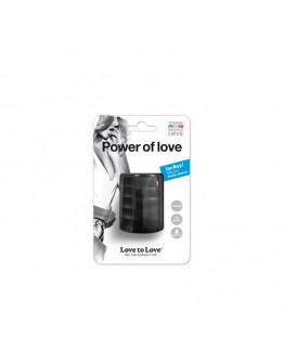 Power of Love, erekcijas gredzens
