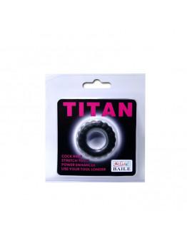Titan, erekcijas gredzens, 4 cm