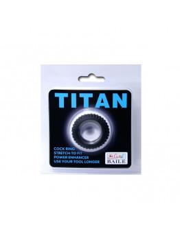 Titan, erekcijas gredzens