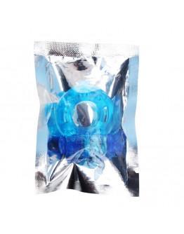 Vibrējošs erekcijas gredzens, zils