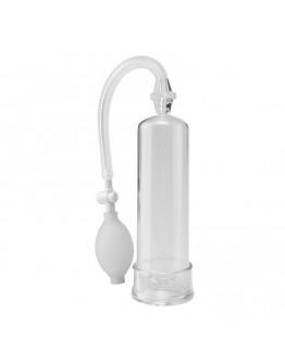 Beginner's Power Pump,dzimumlocekļa palielināšanas ierīce, bezkrāsaina