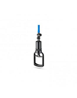 Dzimumlocekļa vakuuma pumpis,caurspīdīgs