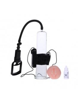 Vakuuma pumpis dzimumlocekļa palielināšanai