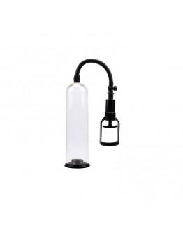Dzimumlocekļa vakuuma pumpis, 18 cm