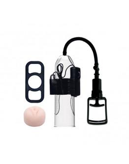 Translucid, vakuuma pumpis dzimumlocekļa palielināšanai