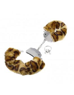 Leoparda raksta, pūkaini rokudzelži