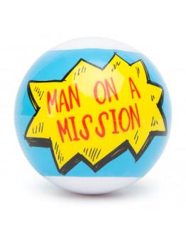 Man On A Mission, masturbācijas ola