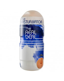 The Real Deal, anālais masturbators