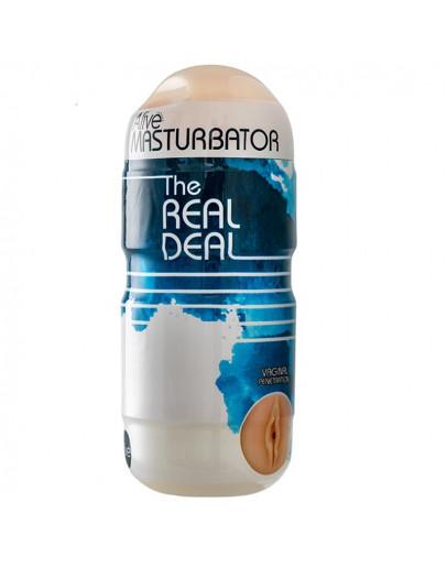 The Real Deal, maksts masturbators