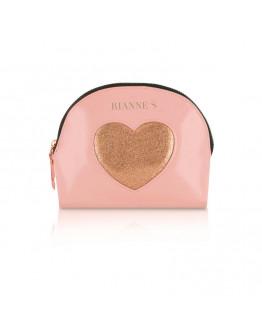 D Amour komplekts, rozā un zelta