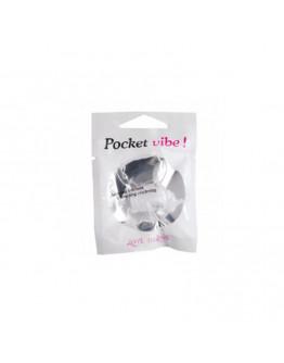 Pocket Vibe, erekcijas gredzens ar vibrējošo lodi
