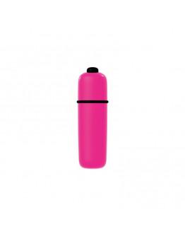 Waouhhh, vibrējošā lode, rozā