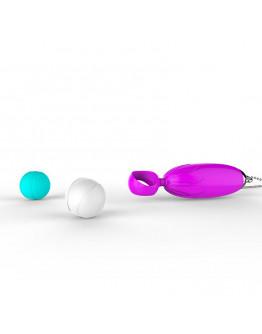 Dodo, vibrējoša ola, violeta
