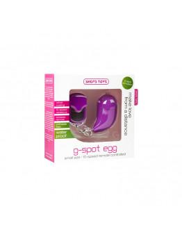 Maza G-Punkta ola, violeta