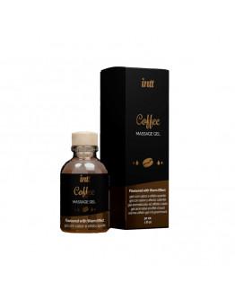 INTT Kisable masāžas gēls ar kafijas aromātu, 30ml