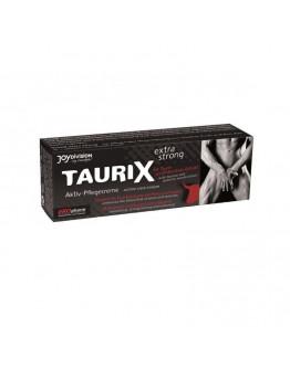 TauriX Extra Strong, stimulējošs krēms, 40ml