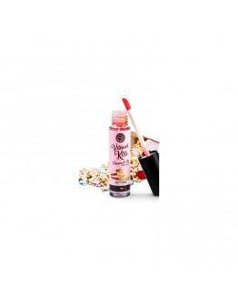 Vibrant Kiss, lūpu spīdums ar saldā popkorna garšu