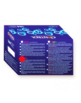 Prezervatīvi ar zemeņu aromātu, iepakojumā 144 gb