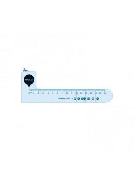 Natural lateksa prezervatīvi, izmērs- 60mm, 3gb
