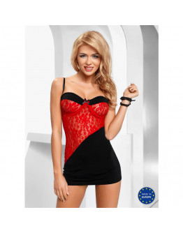 Tiffany, sarkana kleitiņa