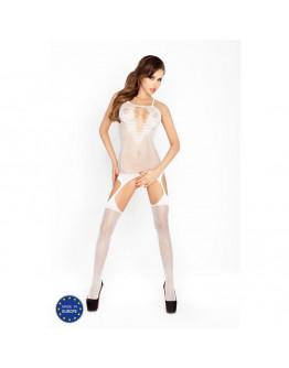 BS024 kaķenes tērps, balts