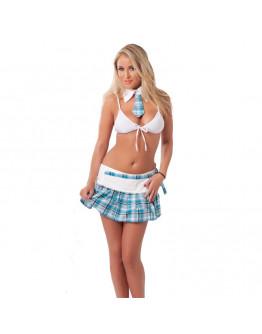 Skolnieces uniformas kostīms