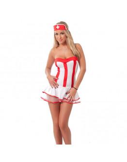 Seksīgās medmāsas tērps