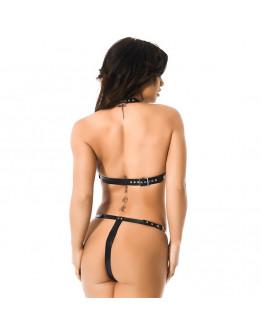Regulējama izmēra ādas bikini