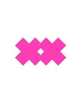 Rozā krūtsgalu aizsegi