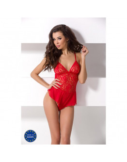Fabiana, sarkans triko