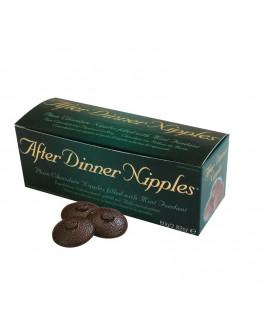 After Dinner Nipples, šokolādes konfektes ar piparmētru garšu