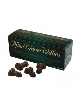 After Dinner Willies, šokolādes konfektes ar piparmētru garšu