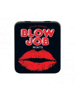 Blow Job, konfektes ar piparmētras garšu