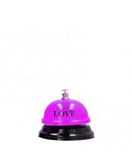 Ring For Love, violets zvans