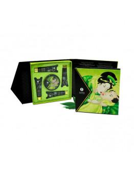 Geisha Secrets komplekts ar zaļās tējas aromātu