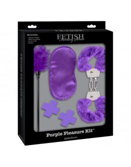 Ierobežota apjoma Purple Passion komplekts