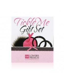 Tickle Me, rozā dāvanu komplekts