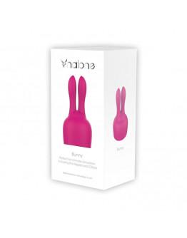 Bunny, uzgalis priekš masāžas ierīcēm