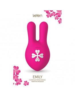 Emily, rozā stimulators