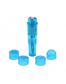 Hi-Basic masāžas ierīce, zils