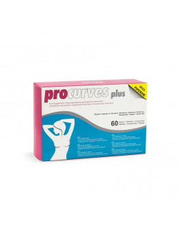 Procurves Plus, tabletes krūšu palielināšanai