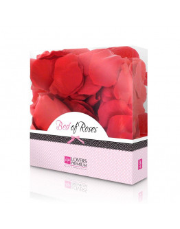 Bed  Of Roses, sarkanas rožlapiņas